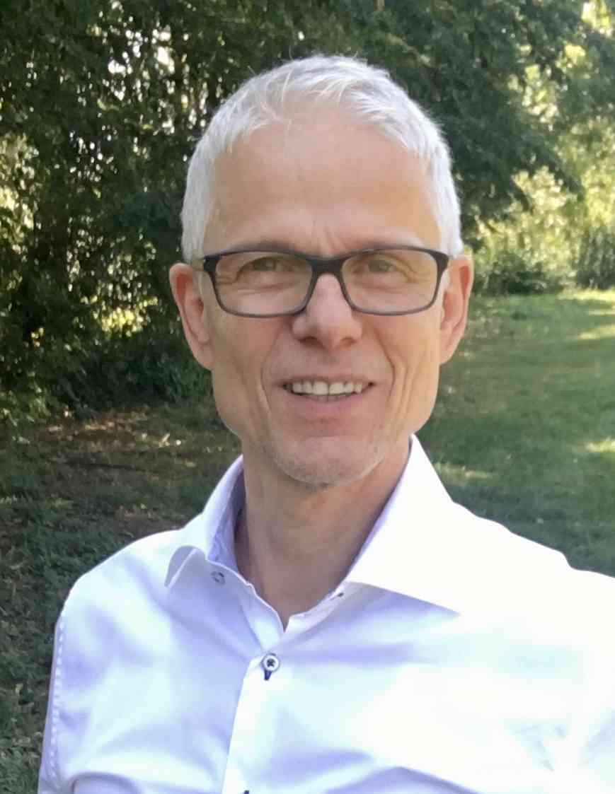 Jochen Hein (Vorsitzender der Stiftung)